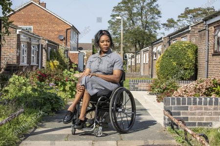 Anne Wafula Strike - former Paralympian, now on board of UK Athletics, disabled people are being left behind in reopening of sports facilities and getting active.
