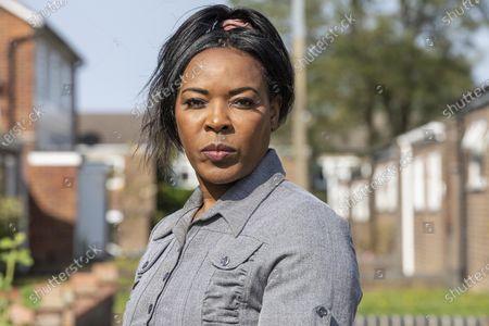 Stock Picture of Anne Wafula Strike - former Paralympian, now on board of UK Athletics, disabled people are being left behind in reopening of sports facilities and getting active.
