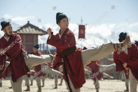 Editorial picture of 'Mulan' Film - 2020