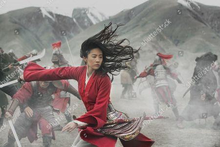 Editorial image of 'Mulan' Film - 2020