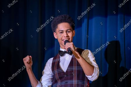 Stock Picture of Rhenzy Feliz as Ty