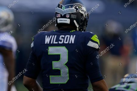 Editorial photo of Cowboys Seahawks Football, Seattle, United States - 27 Sep 2020