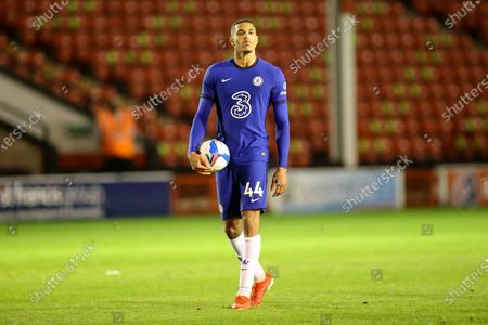 Editorial picture of Walsall v U21 Chelsea, EFL Trophy., Group D - 29 Sep 2020