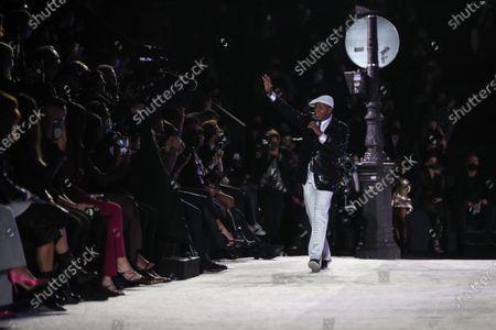 Editorial image of Etam lingerie - Runway - Paris Fashion Week S/S 2021, France - 29 Sep 2020