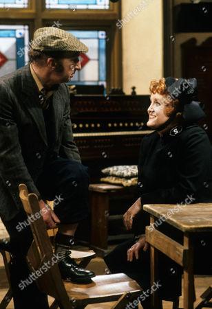 Ray Dunbobbin as Hamish and Patsy Rowlands as Sister Alice Meredith.