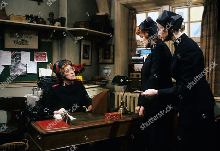Rosamund Greenwood as Sister Dorothy Smith, Thora Hird as Captain Emily Ridley and Patsy Rowlands as Sister Alice Meredith.