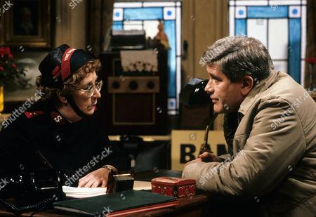 Thora Hird as Captain Emily Ridley and Brian Rawlinson as Matthew.