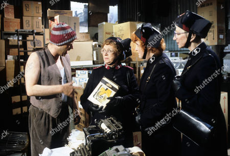 Julian Holloway as Beasley, Thora Hird as Captain Emily Ridley, Patsy Rowlands as Sister Alice Meredith and Rosamund Greenwood as Dorothy Smith.