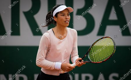 Editorial photo of French Open Tennis, Day Four, Roland Garros, Paris, France - 30 Sep 2020