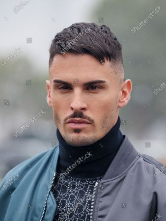 Baptiste Giabiconi attends the Dior Womenswear Spring/Summer 2021 show