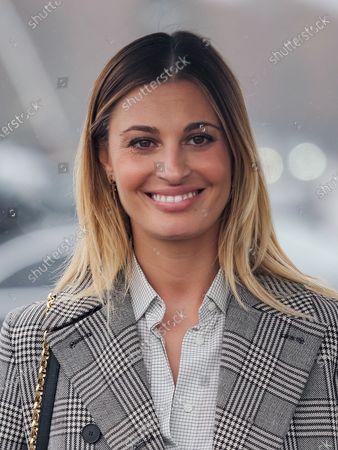Stock Picture of Sveva Alviti attends the Dior Womenswear Spring/Summer 2021 show
