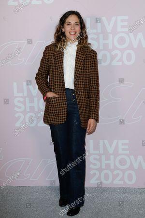 Editorial photo of Etam show, Arrivals, Spring Summer 2021, Paris Fashion Week, France - 29 Sep 2020