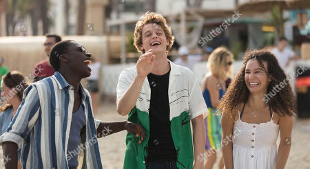 Terique Jarrett as Isaac Portier, Castle Rock as Jeff Chase and Eubha Akilade as Ines Lebreton