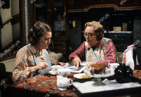 Episode 3 - 'Blood Will Out' - Carmel McSharry and Thora Hird.