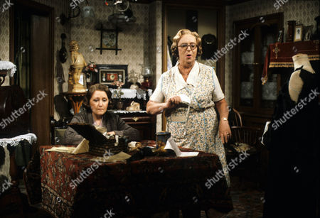 Episode 2 - 'Cuckoo In The Nest' - Carmel McSharry and Thora Hird.