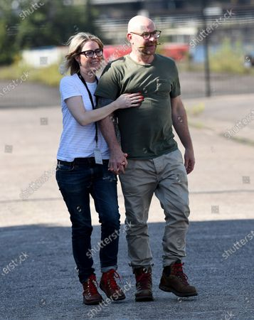 Coronation Street stars and real life couple Joe Duttine and Sally Carman