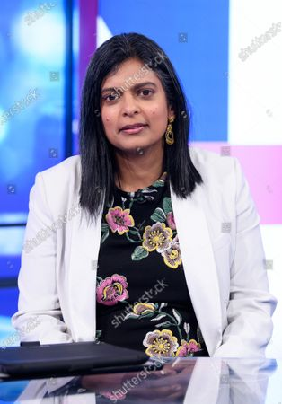 Stock Photo of Rupa Huq