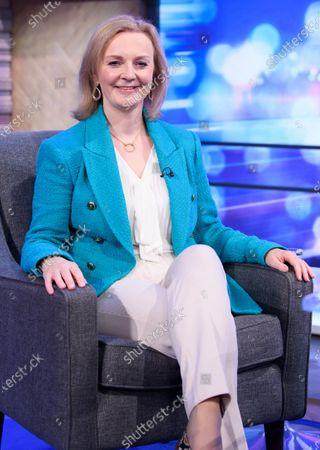 Editorial photo of 'Peston' TV show, Series 6, Episode 30, London, UK - 30 Sep 2020