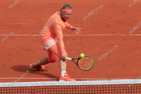 Editorial image of Tennis French Open, Paris, France - 30 Sep 2020