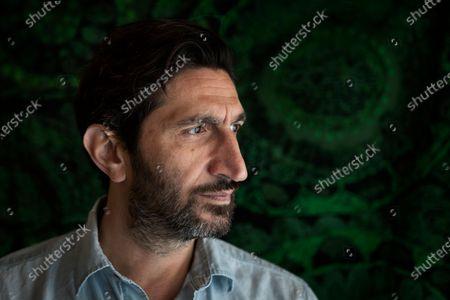 Editorial photo of Fares Fares photoshoot, Stockholm, Sweden - 03 Aug 2020