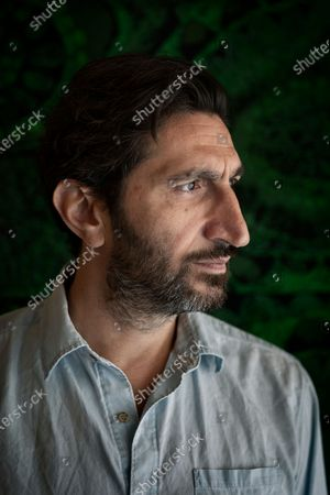 Stock Picture of Swedish-Lebanese actor Fares Fares