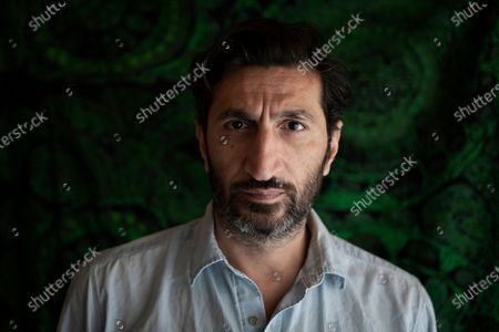 Editorial image of Fares Fares photoshoot, Stockholm, Sweden - 03 Aug 2020