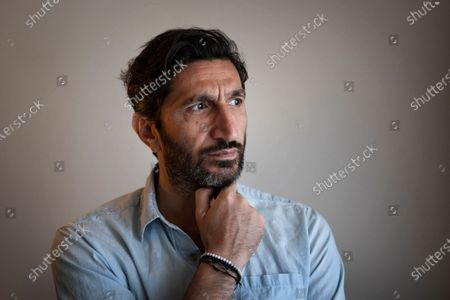 Editorial picture of Fares Fares photoshoot, Stockholm, Sweden - 03 Aug 2020