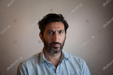 Stock Image of Swedish-Lebanese actor Fares Fares