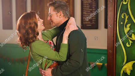 Emma Booth as Claire Phee and Richard Roxburgh as Jim Phee