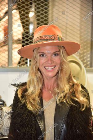 Stock Photo of Alessandra Pozzi