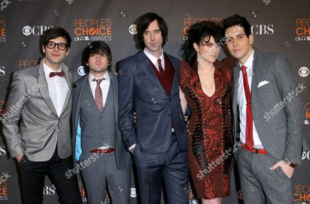 Editorial picture of The 2010 People's Choice Awards, Los Angeles, America - 06 Jan 2010