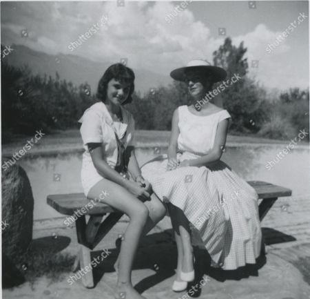 Linda Ronstadt and Mother, Ruth Mary Ronstadt