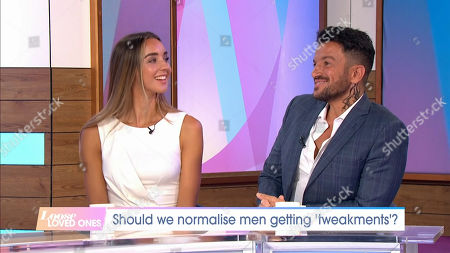 Emily MacDonagh, Peter Andre