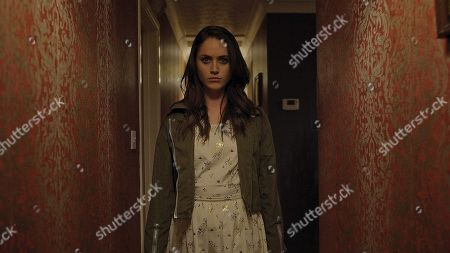 Stock Image of Samantha Loxley as Lucy