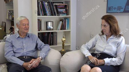 Roger Corman and Julie Corman