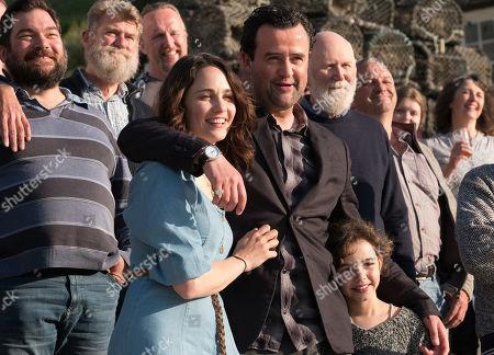 Editorial image of 'Fisherman's Friends' Film - 30 Sep 2019