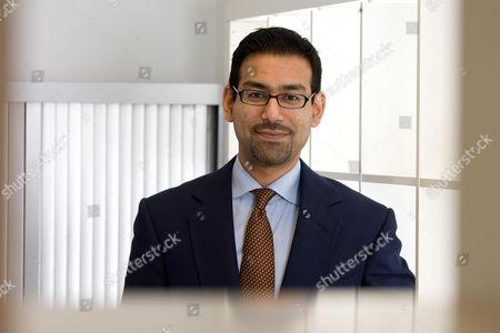 Editorial image of Arif Ahmed, Director of  Okonami, Britain - 28 Dec 2009