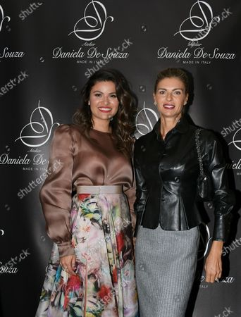 Daniela De Souza, Martina Colombari