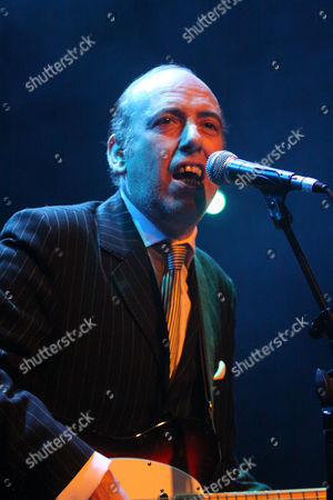 Editorial picture of 'Hung on You' benefit concert for Steve New at the Islington Academy, London, Britain - 07 Jan 2010