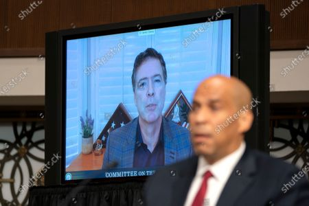 Editorial picture of Comey Testifies Before the US Senate Judiciary Committee, Washington, District of Columbia, USA - 30 Sep 2020