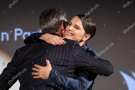 Editorial picture of 16th Zurich Film Festival, Switzerland - 30 Sep 2020