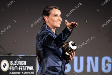 Editorial image of 16th Zurich Film Festival, Switzerland - 30 Sep 2020
