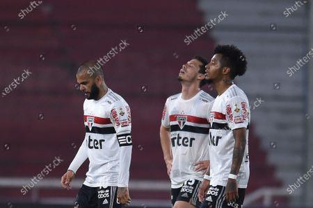 Editorial picture of Brazil Soccer Copa Libertadores, Buenos Aires, Argentina - 30 Sep 2020
