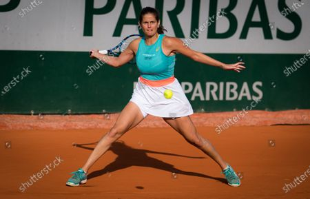 Editorial photo of French Open Tennis, Day Five, Roland Garros, Paris, France - 01 Oct 2020