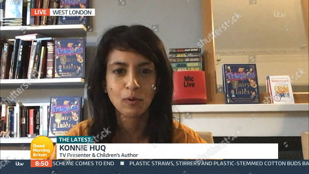Editorial picture of 'Good Morning Britain' TV Show, London, UK - 01 Oct 2020