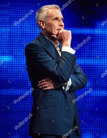 Editorial photo of 'The Chase Celebrity Special' TV Show, Series 11, Episode 6, UK  - 10 Oct 2020