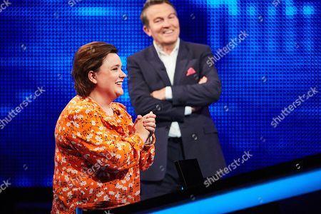 Editorial picture of 'The Chase Celebrity Special' TV Show, Series 11, Episode 6, UK  - 10 Oct 2020