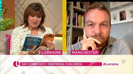Lorraine Kelly, Chris Hoy