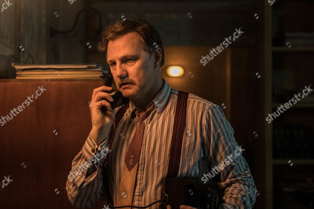 Stock Image of David Morrissey as Walter Blackett.