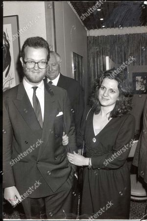 Earl And Countess Of St Andrews At Downing St. Reception.... 1989